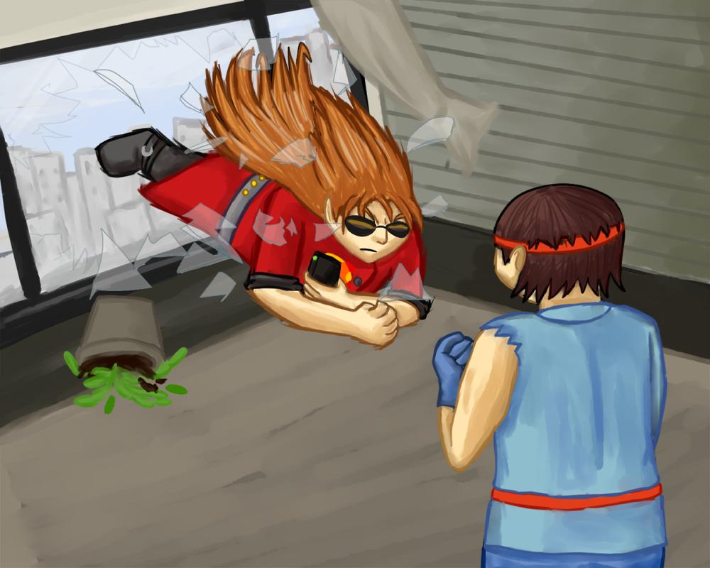 Namco vs Capcom